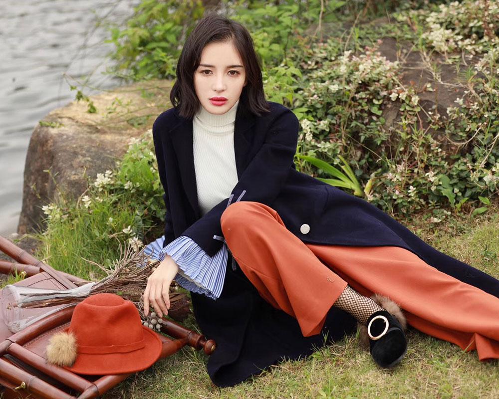 模特石一杭州淘宝模特拍摄网红风拍摄ins风拍摄日韩风